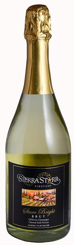 Starr Bright Brut Champagne